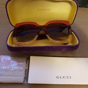 100% Authentic Gucci sunglasses.